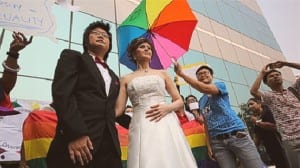 Tailandia unión civil gay
