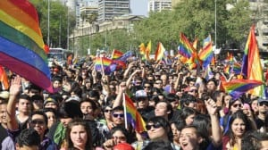 Chile diversidad sexual marcha