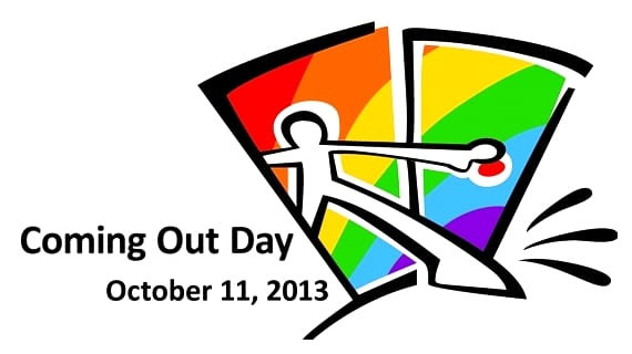 Coming Out Day 2013