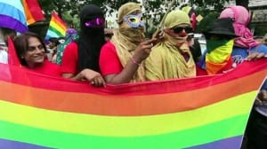 Gujarat India Orgullo Gay
