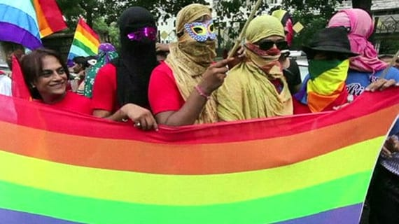 Gujarat India Orgullo Gay