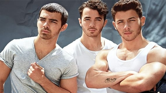 Jonas Brothers OUT Magazine