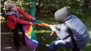 Petersburbo homófobos
