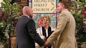 Iglesia Inglaterra bodas gay
