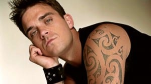 Robbie Williams gay hetero