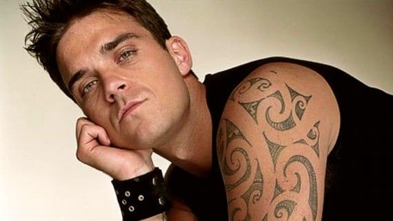 Robbie Williams gay hetero