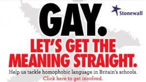Stonewall church England bullying