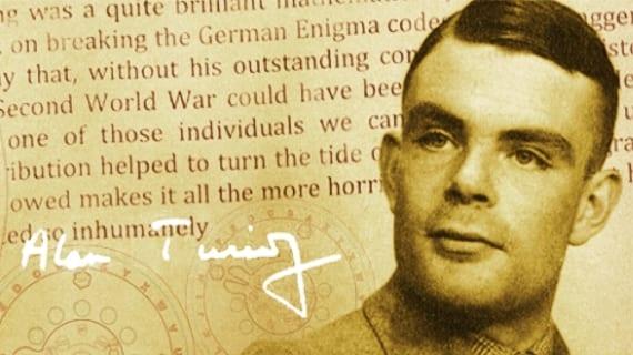 Alan Turing indulto real