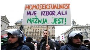 """""""La homosexualidad no es una opción, el odio si lo es"""""""