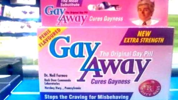Gay Away penis Canada