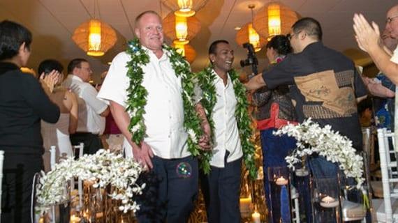 Hawai primeras bodas gays