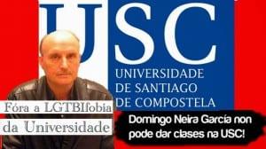 Homófobo Domingo Neira