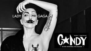 Lady Gaga Candy nude