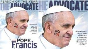 Papa Francisco Advocate 2013