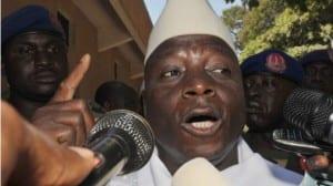 yahya jammeh homófobo
