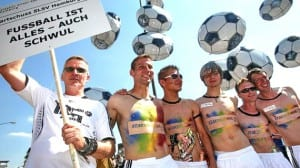 Bundesliga homofobia QFF