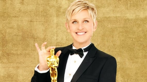 Ellen promo Oscars 2014