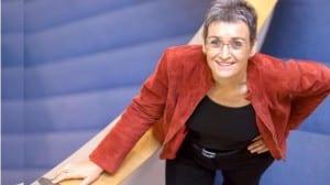 Ulrike Lunacek, eurodiputada luchadora por los derechos LGBT