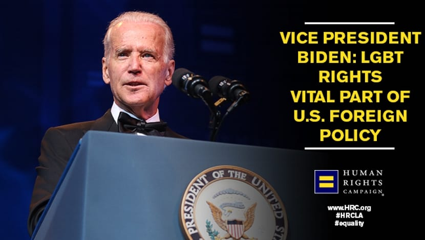 Biden HRC homofobia laboral