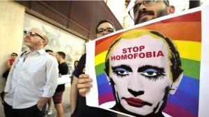 Central Station Moscú homofobia