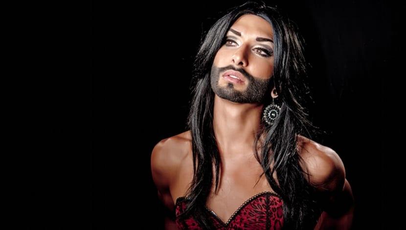 Conchita Wurst Eurovisión Fenix