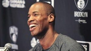 Jason Collins Brooklyn Net NBA