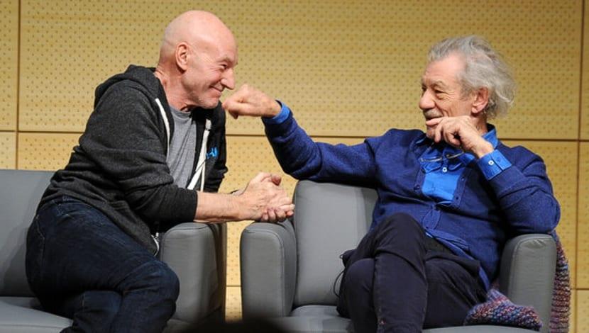 McKellen Stewart X-Men LGBT