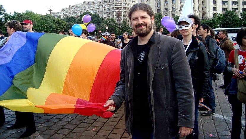 Remus Cernea, diputado rumano y defensor de los derechos LGBT
