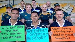 Australia homofobia deporte