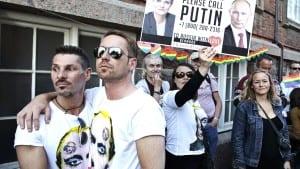 Eurovisión Copenhagen bodas gays