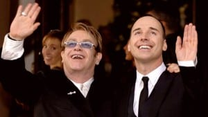 Elton John Furnish boda