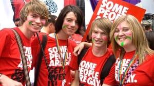 Homofobia escolar Inglaterra