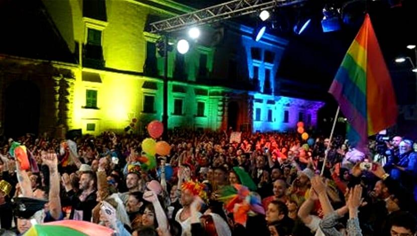Malta unión civil 2014