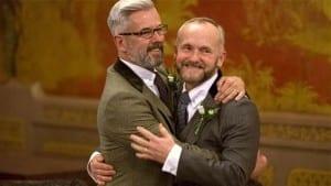 Matrimonio gay Inglaterra Wale Allard