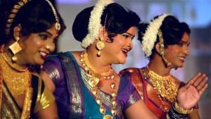 Transgénero India ley