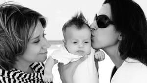 Adopción lesbianas Versalles