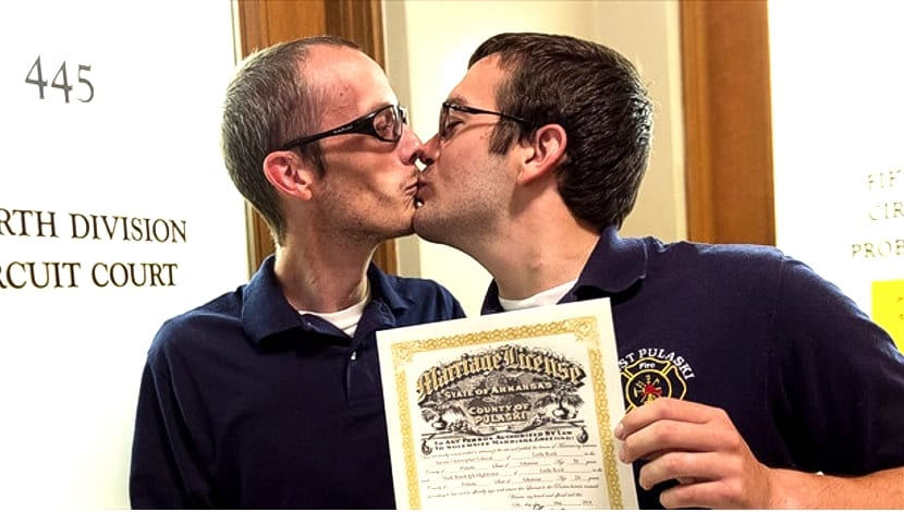 Arkansas matrimonio gay