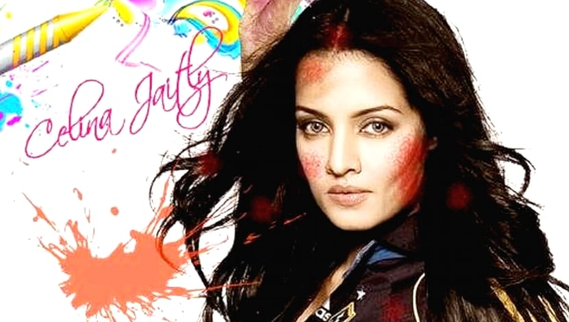 Celina Jaitly Free Equal