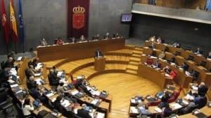 Parlamento Navarra homofobia