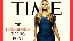 Laverne Cox Time junio