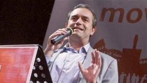 Luigi Magistris alcalde Nápoles