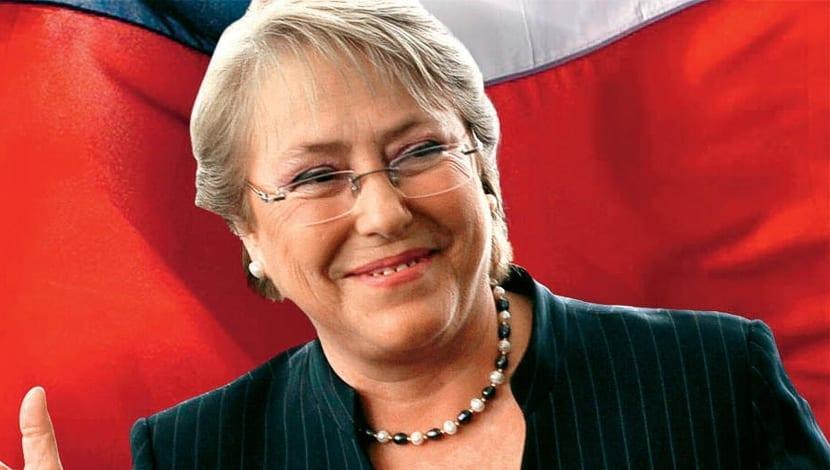 Michelle Bachelet unión gay