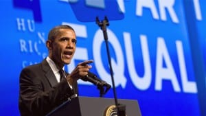 Obama equal trabajo LGBT