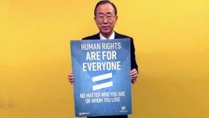 Ban Ki-moon ONU equal