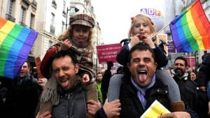 Chile marcha adopción gay