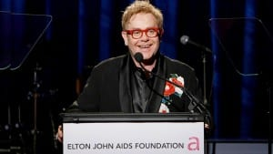 Elton John SIDA documental