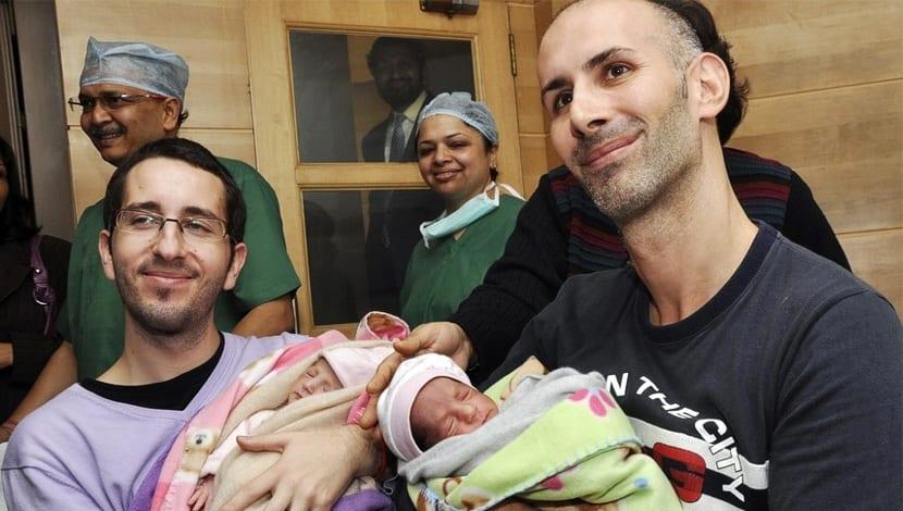 España ley maternidad subrogada