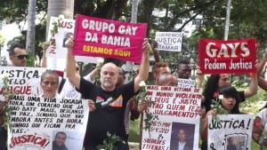Grupo Gay Bahía muestra