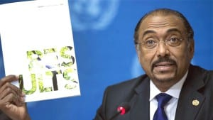 ONUSIDA UNAIDS Michel Sidibé