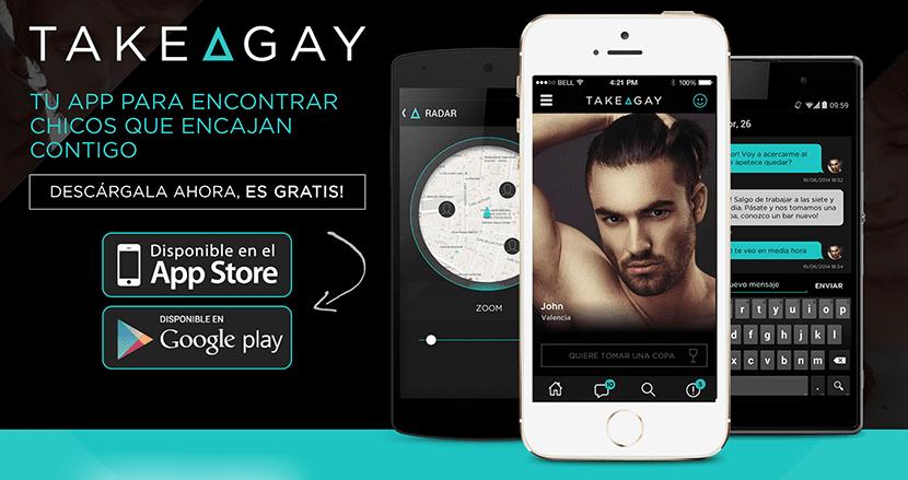 Como se llama la app para saber si eres gay